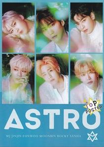 ☆New!■ASTRO/アストロ■写真付【A4ポスター10枚】☆韓国チャ・ウヌ