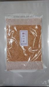 送料込み 枕崎産鰹節 粉かつお 100g 万能調味料 無添加 出汁 味噌汁 久留米尾道屋