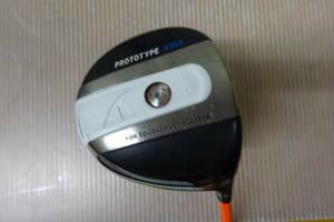 アキラプロダクツ AKIRA PROTOTYPE H310 10度 ATTAS 5GOGO 6(S)