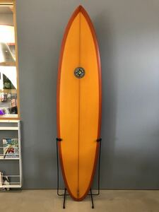 """ROGER HINDS SURFBOARDS The Nomad 7'6"""""""