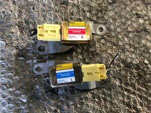 ⑤ トヨタ UCF 30 31 セルシオ 後期 エアバック センサー ② C-1