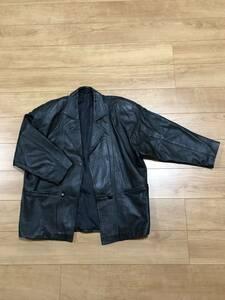 革ジャケット・レザー・黒・冬用・レディース