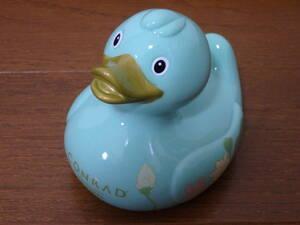 即決♪新品 コンラッド杭州 コンラッドダック アヒル ホテルアメニティグッズ コンラッド 杭州 ダッグ ダック バスタイム お風呂のおもちゃ
