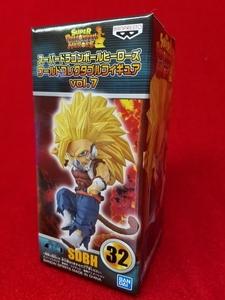 スーパードラゴンボールヒーローズ ワールドコレクタブルフィギュア vol.7 超サイヤ人3カンバー  SDBH32 ワーコレ