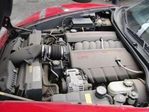 ■シボレー コルベット C6 エンジン 本体 中古 2.094km 2005年 Chevrolet Corvette X245 Engine LS2 6000cc 6L■