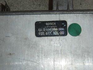 # Porsche 911 SC original engine computer - used 5 speed 1981 year PORSCHE 930 ECU Computer Engine 0280800006 93161710100#