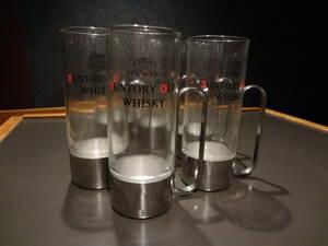 SUNTORYサントリー OLD非売品ホットグラス 6個セット●昭和レトロ   非売品グラス