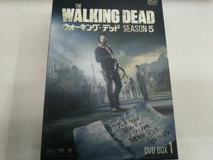 DVD ウォーキング・デッド シーズン5 DVD-BOX 1