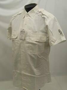 限定品 海上自衛隊 特別警備隊 半袖白シャツ 肩マーク入 M 海自 JMSDF サバゲー コスプレ 20190905-7(M)