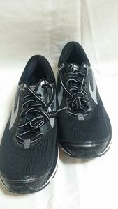 定価12960円 ブルックス ゴースト10 25.5cm BROOKS GHOST10 ジョギング ランニング シューズ ブラック