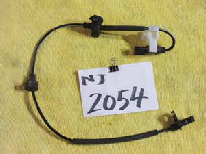 """""""NJ2054 ★ホンダ/NBOX/JF2 後期 ▼左?右? ABSセンサー[MXD6-GF30]"""