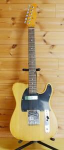 【K2993】エレキギター/テレキャスター/エレキ/ギター/メーカー不明/FD TC 14 7