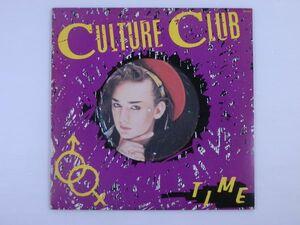 【LP/レコード】カルチャー・クラブ / タイム CULTURE CLUB