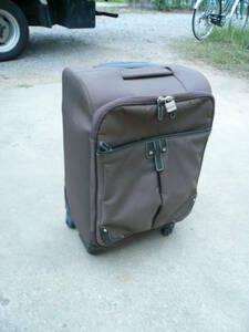 ソフトキャリーケース スーツケース トップバリュー