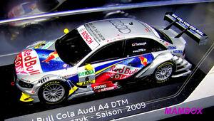 【フリマ】ET☆1/43 5020900143 レッドブルコーラ アウディ A4 DTM 2009 #6 Martin Tomczyk-Saison