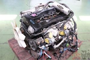 4648301 RB26DETT エンジンAssy HKS GT-SS ハイカム スカイライン GT-R BNR32 後期 トラスト企画