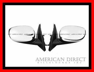 [ chrome / electric storage / left steering wheel specification / left right set ]05-10y 300 300C/05-08y Magnum /06-10y charger door mirror Dodge Chrysler