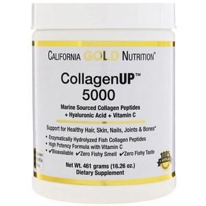マリンコラーゲン ペプチド + ヒアルロン酸 + ビタミンc サプリ  遺伝子組み換えフリー ♪  su6