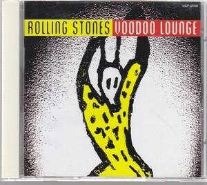 The Rolling Stones - Voodoo Lounge /VJCP-25130/国内盤CD