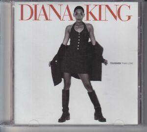 DIANA KING - Tougher Than Love /レゲエ/R&B/US盤/CD