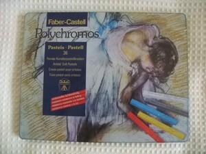 中古 Faber-Castell Polychromos Pastels・Pastell 36色 送料188円