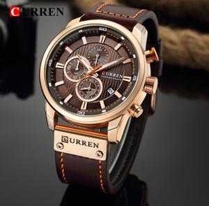 CURREN カレン 時計 メンズ腕時計 防水時計 男性腕時計 ミリタリー高級腕時計 アナログクォーツ S020