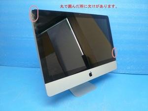 【税込みでこの価格】#A Apple iMac 21.5インチ(Mid 2011) Core i5 2.70GHz/4GB×2/1TB Mac OSインストール済み 訳有り