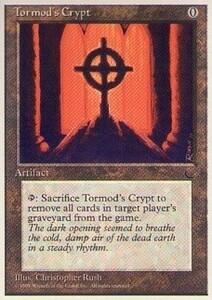 012090-002 CH/CHR トーモッドの墓所/Tormod's Crypt 英1枚