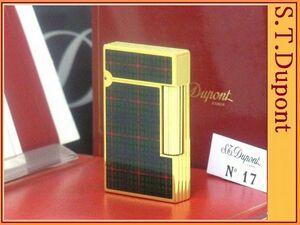 【 超・激レア 新品未使用品 チェックinチェック 】S.T.Dupont ライン2 ガスライター◆デュポン 葉巻!たばこ喫煙具グッズ