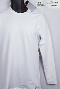 《郵送無料》■Ijinko◆新品★アンダーアーマー Under Armour◆Coldgear M サイズ長袖コンプレッションシャツ