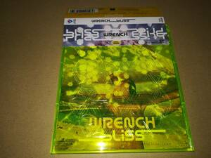 J3351【CD】WRENCH レンチ / bliss