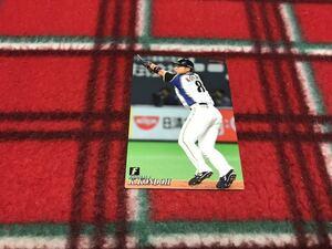 2019 カルビー プロ野球チップス 第3弾 159 近藤健介(日本ハム)レギュラーカード