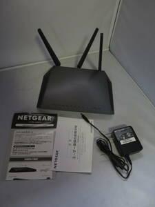 NETGEAR Nighthawk R7000 高速  無線LANルーター デュアルバンドギガビット 屋外もカバー 送料無料 管ダ