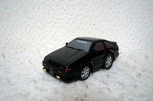 ドライブタウン トヨタ スプリンタートレノ AE86 プルバックミニカー 黒