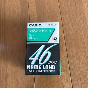 ネームランド CASIO カシオネームランド テプラPRO マグネットテープ 46