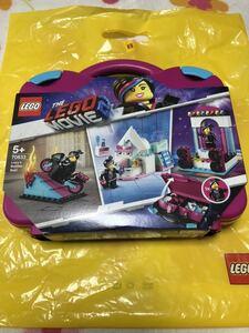 1点のみ! 正規品 希少 LEGO レゴ ザ・ムービー2 ルーシーのビルダーボックス 70833 ミニフィグ LEGO MOV IE フィギュア ブロック