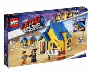 新品 正規品 希少 LEGO レゴムービー 2 エメットのドリームハウス 70831 ミニフィグ LEGO MOV IE フィギュア ブロックエメット ルーシー