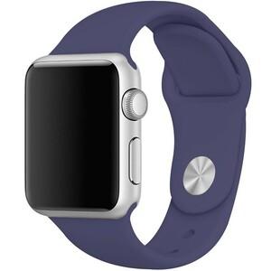 【本体サイズ38・40mm用】【5-シーブルー】Apple Watch シリコン スポーツバンド アップルウォッチ【Series1.2.3.4.5.6.SE対応】
