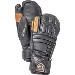 Hestra ヘストラ Seth Morrison Pro Model 3 finger Glove セス モリソン プロモデル 3 フィンガー グローブ 7 S Black