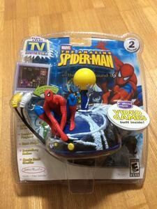 スパイダーマン TVゲーム TVgame テレビゲーム プラグゲーム