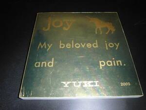 ツアーパンフ YUKI Joy TOUR 2005