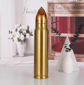 500/1000ml ドリンクボトル弾丸魔法瓶 ステンレス鋼魔法瓶 フラスコ水筒断熱カップ 真空マグサーモカップ k-206