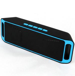 ポータブル Bluetooth スピーカーワイヤレス ミニスピーカー サブウーファー TF USB FM ラジオ内蔵マイクデュアル低音 k216