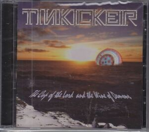 TINKICKER - The Cup of the Lord and the Wine of Demons/CD