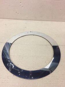 ステンレス SUS304 ドーナッツ板 レーザー  丸形 板厚2mm 内径170mm 外径220mm 4mm穴 送料レターパック370円