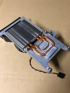 【中古パーツ】 複数可 DELL optiplex 7010 SFF モデルの【CPUヒートシンクファン】PVB120G12H-P01 DELL 7010 SFF CPUファン
