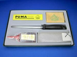PUMAプーマ Extremely Rare Knife Maintenance Set ナイフ メンテナンスセット 90 3570 ゾーリンゲン ドイツ MADE IN GERMANY