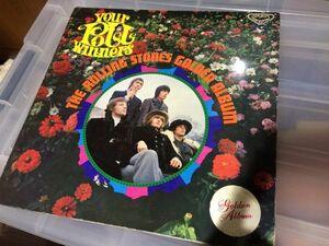 名盤レコード レア!? ローリングストーンズ THE ROLLING STONES ゴールデンアルバム