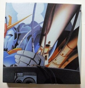 中古LD『 機動戦士Zガンダム メモリアルボックスPART2』 /LD6枚組/初回プレス特典アートBOX入