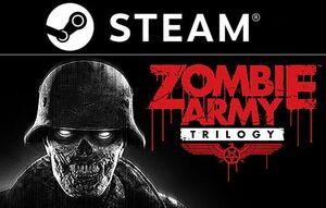 即日対応!【PC/STEAM版】Zombie Army Trilogy ゾンビ・アーミー・トリロジー 日本語対応 非常に好評